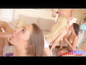 Ana Nova porked in office during interview