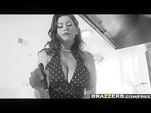 Mother HD wifey romanced to ejaculation