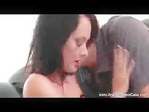 Steamy brown-haired mummy 90s pucker facial cumshot vdv